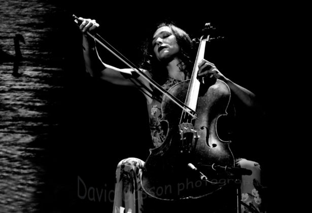 image of Ana Rucner by Croatia Music and Pit photographer David Gasson