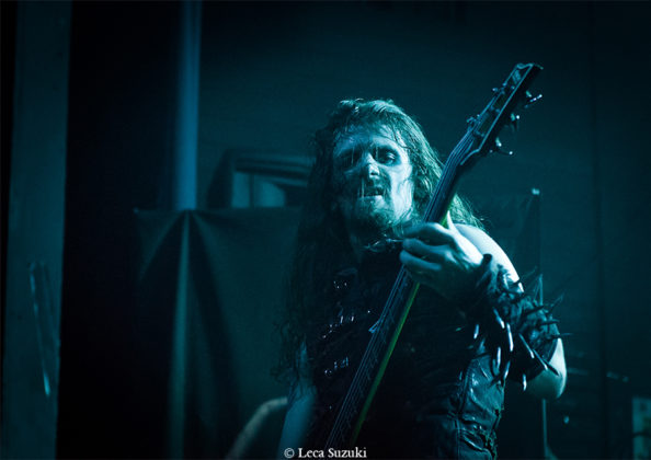 Cradle of Filth by Brazil Music Photographer Leca Suzuki
