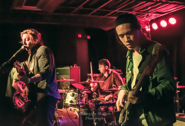 Picture of American band Luxxe at The Rebel Lounge in Phoenix by American MusicPhotographer Jennifer Mullins