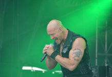 Images of Primal Fear at Sweden Rock Festival by Sweden Music Photographer Lennart Håård