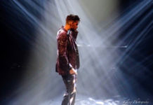 Adam Lambert Picture by Queensland Music Photographer Glenx Photography