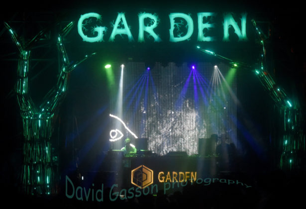 picture of The Garden at Dimensions festival