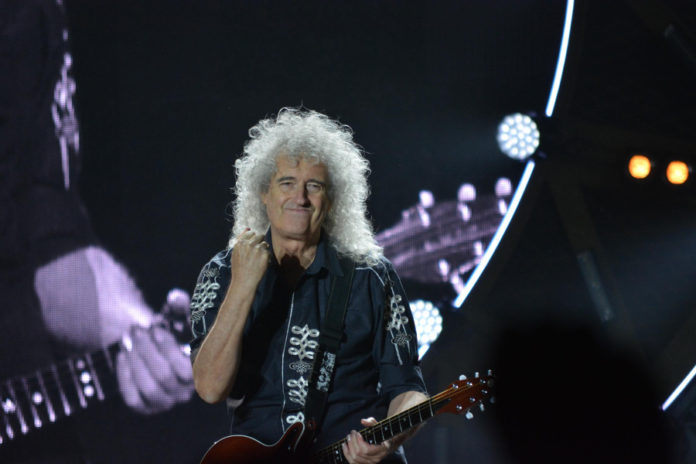 picture of Brian May