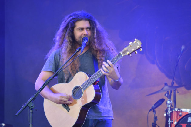 Pictures of the rock band Coheed and Cambria by Sweden MusicPhotographer Lennart Håård