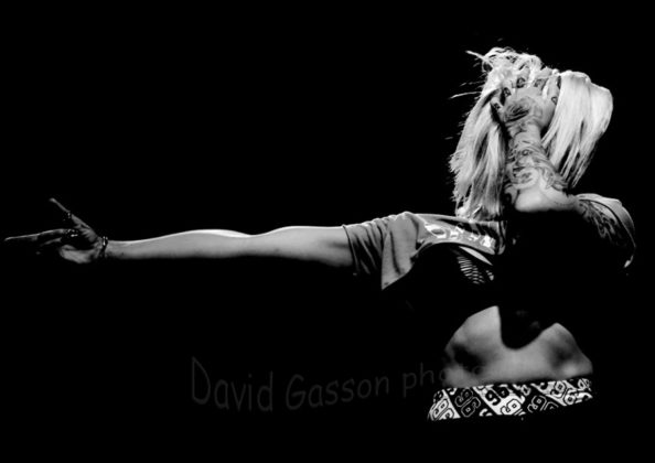 Black and white image by pit Photographer David Gasson
