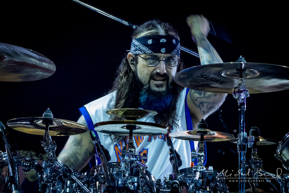 Picture of Mike Portnoy Shattered Fortress