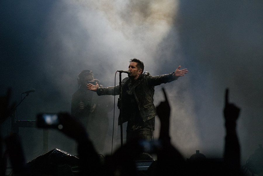 Picture of Nine Inch Nails