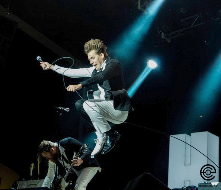 The Hives by Stockholm music photographer Eva Catarina Olausson
